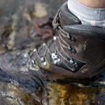 Chaussures de randonnée LOWA Ticam II GTX Test imperméabilité dans l'eau