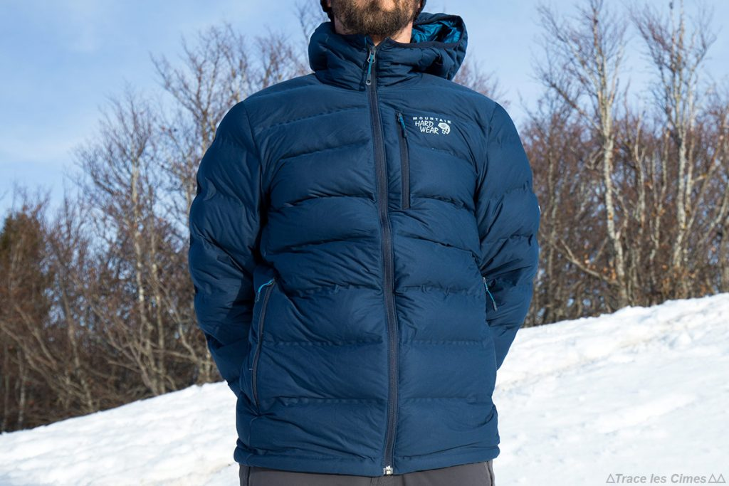 Doudoune Stretchdown Plus Hooded Jacket Mountain Hardwear