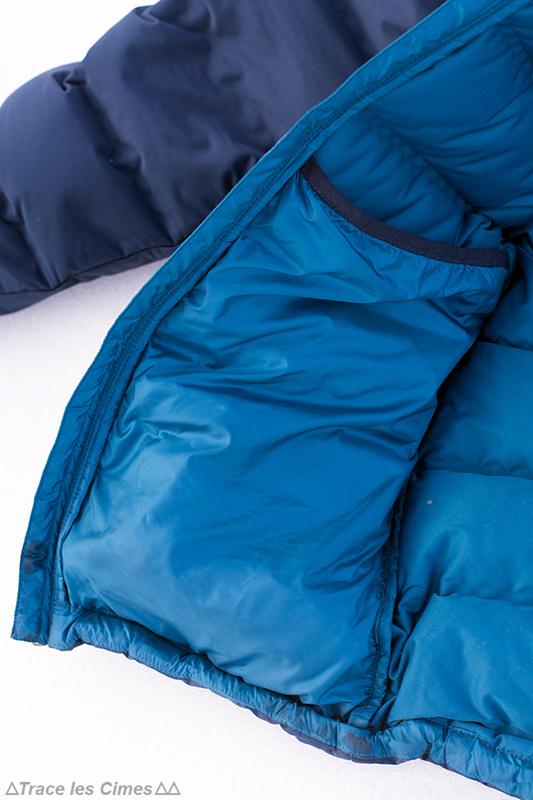 Poche intérieur Doudoune Stretchdown Plus Hooded Jacket Mountain Hardwear