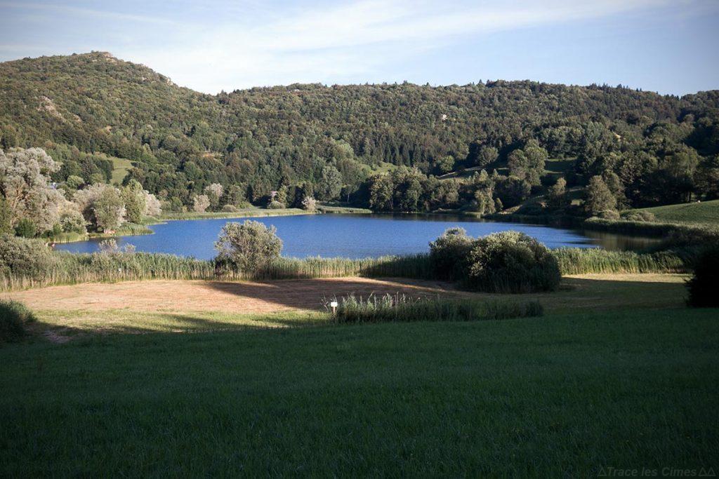 Lac de La Thuile, vers Chambéry