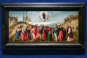 """""""Assomption de la Vierge"""" (1512) Lorenzo LOTTO - Pinacothèque de Brera, Milan"""