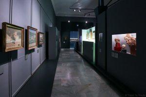 Salle exposition Collection America et Lamberto Vitali - Pinacothèque de Brera de Milan