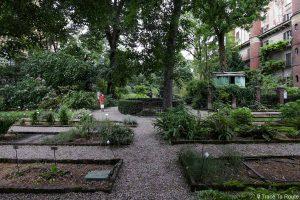 Jardin botanique de Brera de Milan - Palazzo di Brera, Milano
