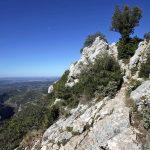 Randonnée Montagne Sainte-Victoire - Pas du Moine