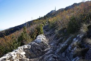 Randonnée Montagne Sainte-Victoire - Prieuré et Croix de Provence