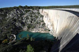 Barrage du Lac de Bimont - Réserve Naturelle de Sainte-Victoire