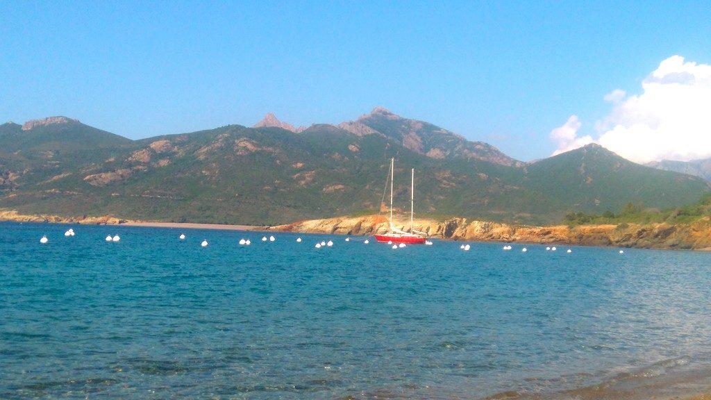 Corse-Mareemonti-jour3-arrivée-galeria-plage