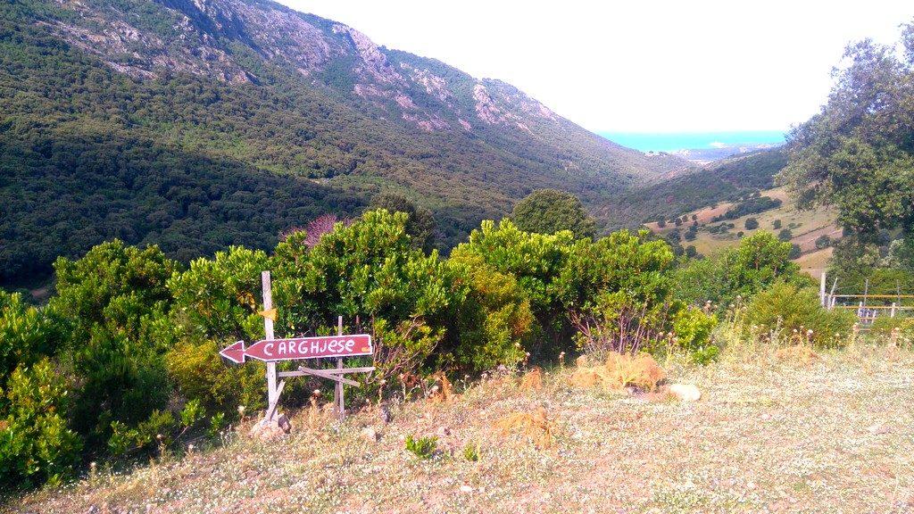 Corse-mareemonti-jour9-dernière-étape-vers-cargese-Carghjese