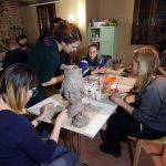Atelier Musée de la Céramique de Calcinaia, Valdera (Pise, Toscane, Italie) Corso, Museo della Ceramica Lodovico Coccapani