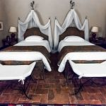 Chambre littérieur Hôtel de charme Asilo Masi B&B Country House à Capannoli (Valdera, Toscane, Italie)