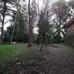 Jardin botanique extérieur Villa Baciocchi, musée zoologique Capannoli (Valdera, Toscane, Italie)