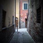 Ruelle via Armando Diaz, Lari - Valdera, Toscane, Italie