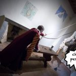 Salle tribunal torture aveux visite Château de Lari, Castello dei Vicari (Valdera, Toscane, Italie)