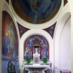 Chapelle de l'église Duomo de Pontedera (Valdera, Toscane, Italie)