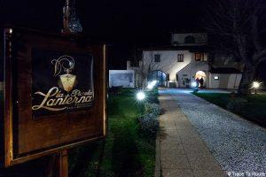 Restaurant La Piccola Lanterna, Pontedera (Valdera, Toscane, Italie)