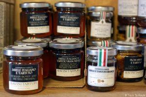 Miel à la Truffe blanche - Savini Tartuffi Forcoli, Palaia (Valdera) Gastronomie Toscane, Italie