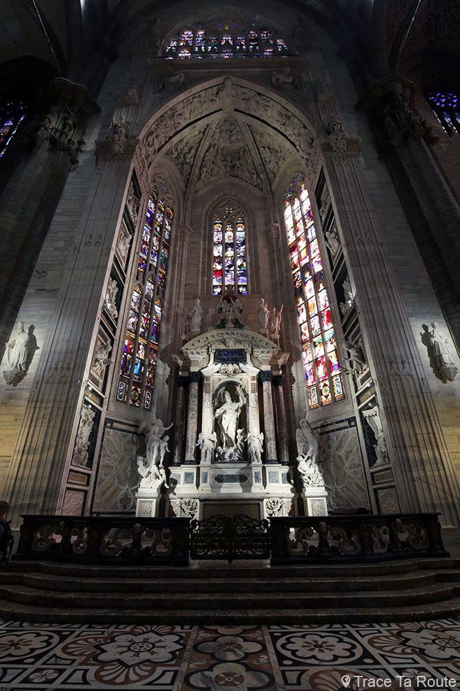 Cathédrale du Duomo de Milan - Chapelle Duomo di Milano