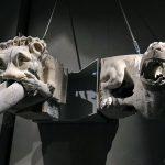 Exposition collection Musée du Duomo de Milan - Sculptures gargouilles - Museo del Duomo di Milano