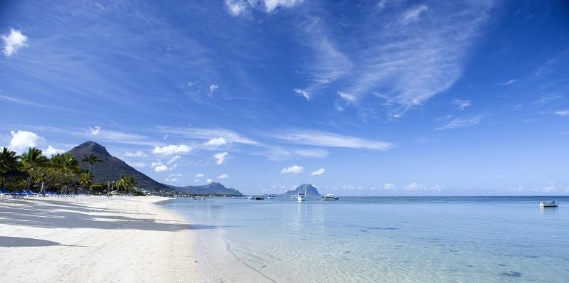 snorkeling sur l'île maurice - flic en flac - blog voyage trace ta route