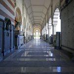 Allée du Famedio, Cimetière Monumental de Milan
