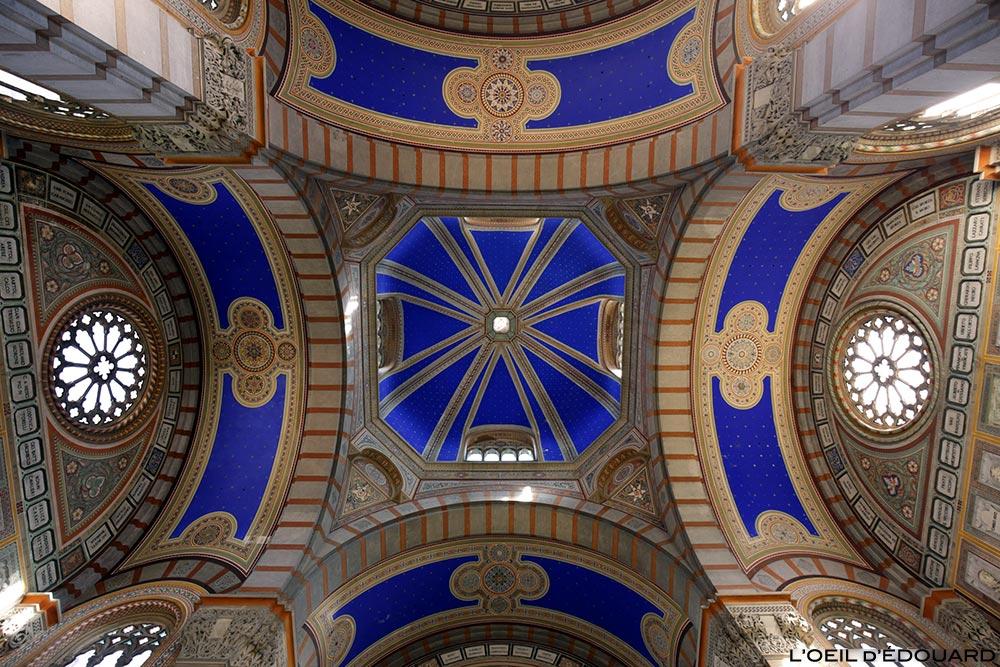 Voute du Famedio, Cimetière Monumental de Milan © L'Oeil d'Édouard