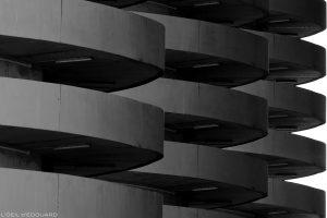 Tours en spirale Stade San Siro Giuseppe-Meazza Milano (AC Milan / Inter Milan) - Architectes : Giancarlo Ragazzi, Enrico Hoffer, Leo FinziTours en spirale Stade San Siro Giuseppe-Meazza Milano (AC Milan / Inter Milan) - Architectes : Giancarlo Ragazzi, Enrico Hoffer, Leo Finzi © L'Oeil d'Édouard