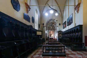 Chapelle Giusti - Basilique Sant'Anastasia de Vérone - Capella Giusti Chiesa San Pietro da Verona in Santa Anastasia Basilica