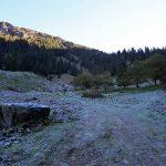 Sentier randonnée depuis le Parking Le Muret - Prabert Belledonne