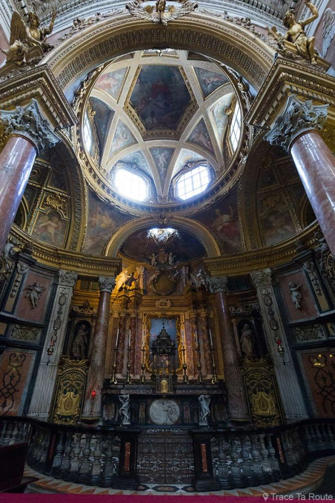 Intérieur Autel Église Saint-Laurent Turin - Chiesa di San Lorenzo Torino