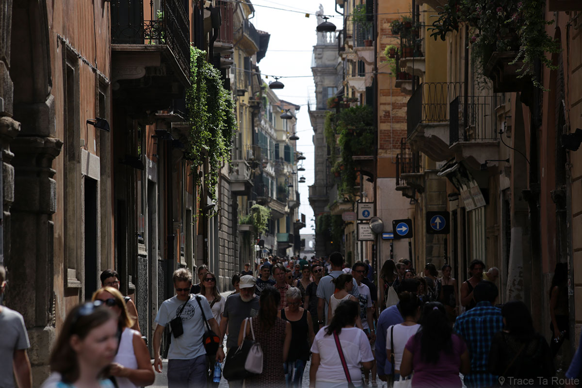 Rue de Vérone - Corso Porta Borsari Verona