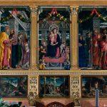 Retable de Saint-Zénon (1457-1460) Andrea MANTEGNA - Polyptyque du Maître-autel de la basilique San Zeno de Vérone