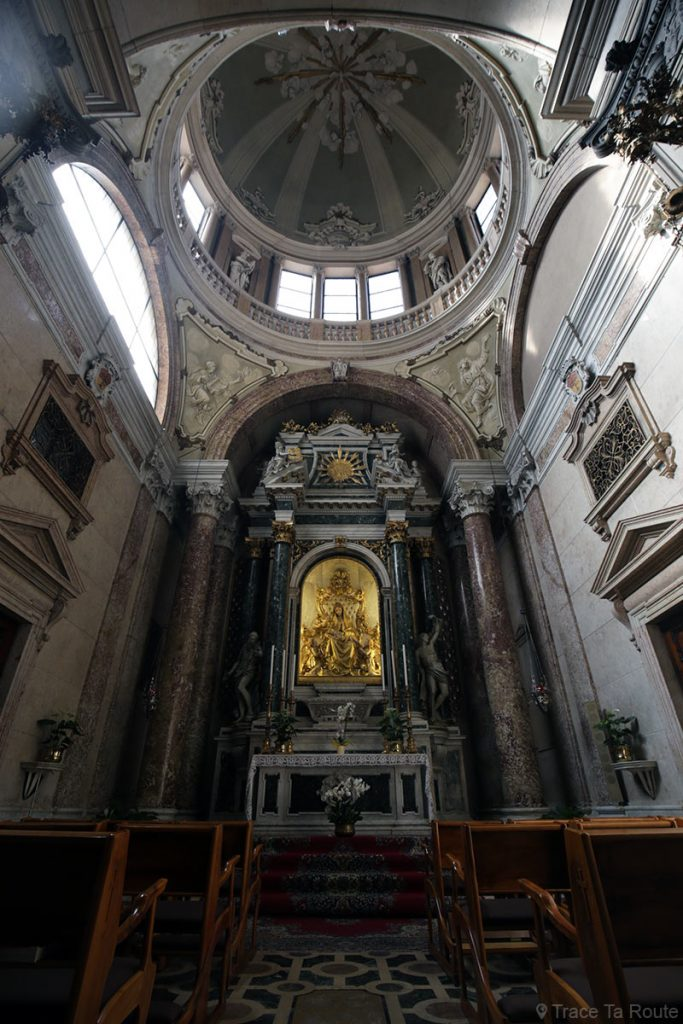 Cathédrale Santa Maria Matricolare de Vérone, intérieur Chapelle de la Vierge du Peuple - Duomo di Verona