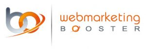 Logo agence Webmarketing Booster