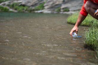 TEST : Quel système de filtration d'eau pour les randonnées et voyages en autonomie ?