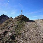 Les Rochers de la Badaz et le Col de la Cochette sous le Mont Colombier - Massif des Bauges Savoie