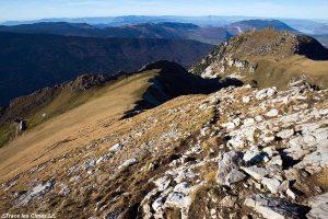 Le Col du Colombier, Massif des Bauges Savoie