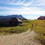 Les Chalets de la Fullie sous le Mont Colombier - Aillon le Jeune Massif des Bauges, Savoie