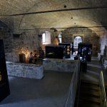 Salle exposition musée Histoire de la Slovénie visite Château Ljubljana Grad