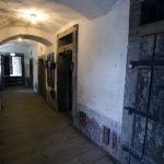 Cellules prisons visite Château Ljubljana Grad, Slovénie