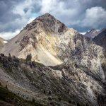 Le Pic de Jaillon, vu depuis le Col de Furfande - Queyras, Hautes-Alpes © L'Oeil d'Édouard