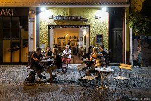 Bar à poncha Madeira Rum House à Funchal, Madère