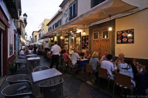 Restaurants Rua de Santa Maria, Zona Velha, Funchal, Madère