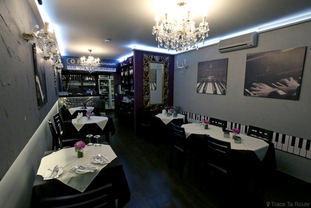 Restaurant O Piano - Rua de Santa Maria, Zona Velha, Funchal, Madère