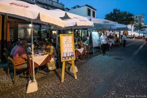 Restaurant O Romana - Largo do Corpo Santo, Zona Velha, Funchal, Madère