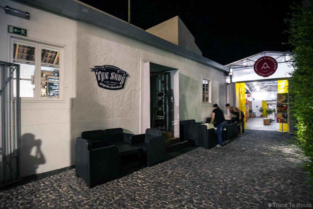 Restaurant Hamburgers The Snug - Funchal, Madère