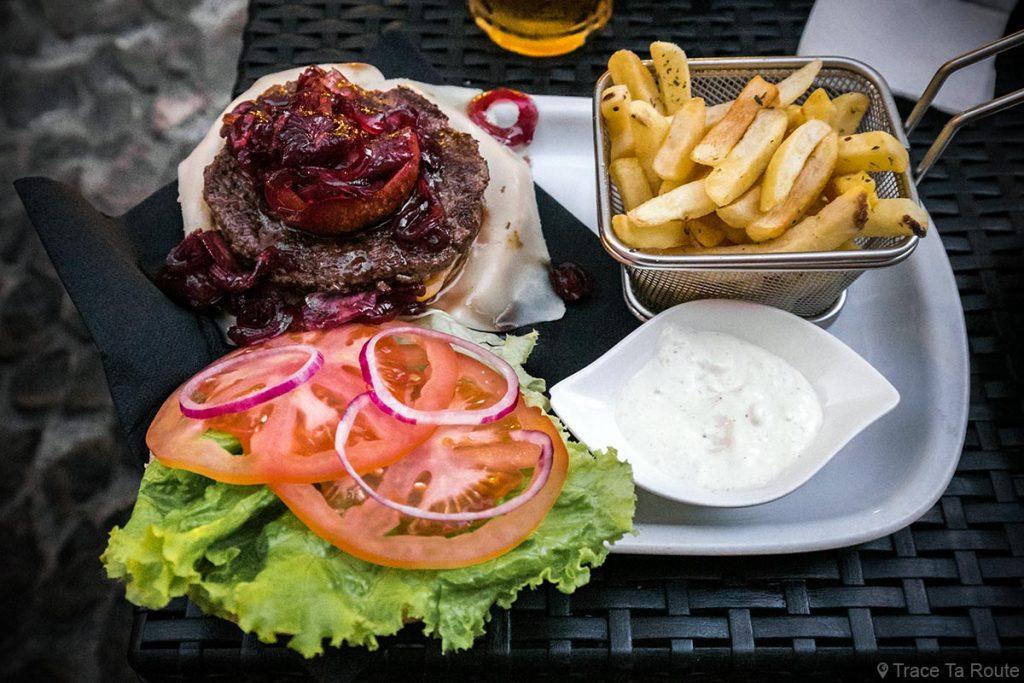 Hamburger Restaurant The Snug - Funchal, Madère