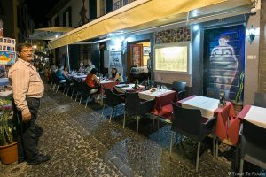 Restaurant O Velhinho - Rua de Santa Maria, Zona Velha, Funchal, Madère