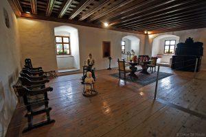 Visite du Château de Predjama, Slovénie - Postojnska jama castle Postojna Slovenia