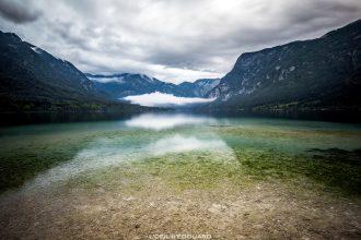 Lac de Bohinj, Slovénie - Bohinj Lake, Slovenia / Bohinjsko jezero, Slovenija © L'Oeil d'Édouard