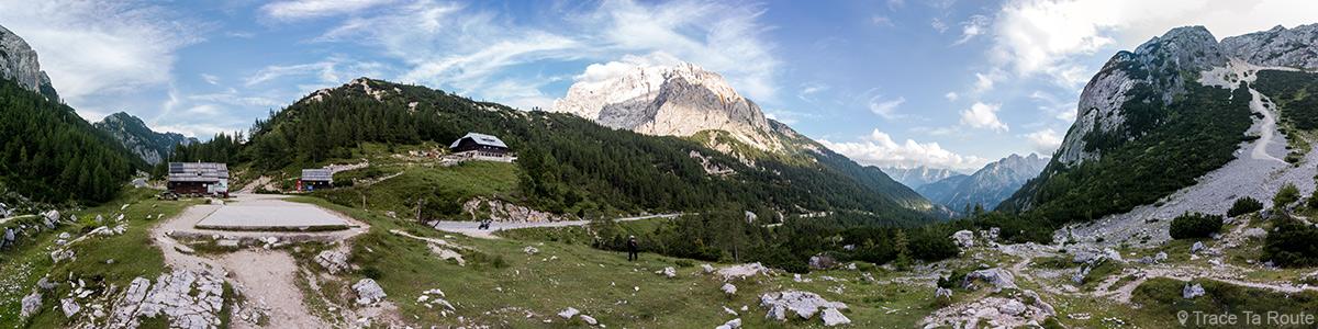 Col de Vršič, Alpes Juliennes - Voyage Road Trip en Slovénie, Slovenia